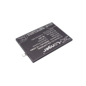 Батерия (заместител) за Lenovo P2, 5000mAh/3.85 V image