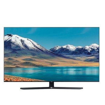 "Телевизор Samsung UE65TU8502UXXH, 65"" (165.1 cm) LED HDR Smart TV, Ultra HD, DVB-T2/C/S2, Wi-Fi, LAN, Bluetooth, 3x HDMI, 2x USB, енергиен клас G image"