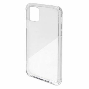 Калъф за Apple iPhone 11, хибриден, 4Smarts Hard Ibiza 4S467507, удароустойчив, прозрачен image