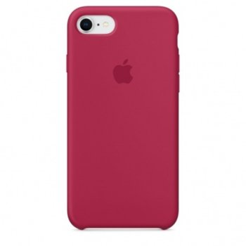 Apple iPhone 8/7 Silicone Case Rose Red product