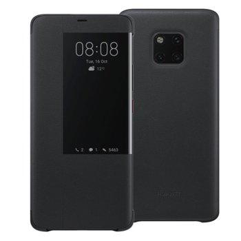 Калъф за Huawei Mate 20 Pro, отваряем, Huawei C-Laya-Flip, черен image