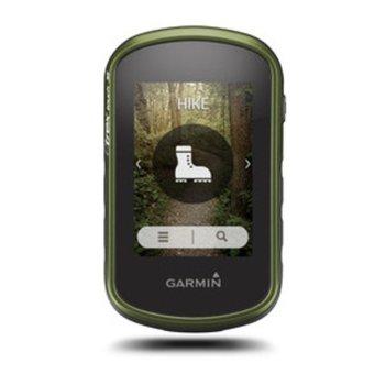 """Ръчна навигация Garmin eTrex Touch 35, 2.6""""(6.60 cm) TFT дисплей, 4GB + micro SD, Bluetooth, IPX7, TopoActive карта на Европа image"""