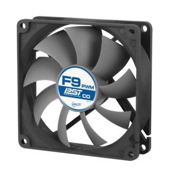 Вентилатор 92mm, Arctic F9 PWM PST CO, 4-пинов, 1800 rpm image