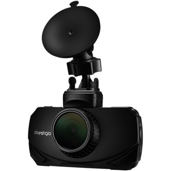 """Видеорегистратор Prestigio PCDVRR600GPSDL, камера за автомобил, WQHD 2560x1440/30fps, Full HD 920x1080/60fps, 3"""" (7.62 cm), вграден микрофон, micro USB, HD порт image"""