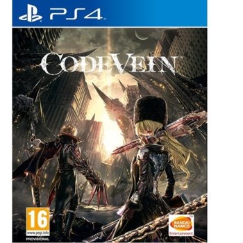 Игра за конзола Code Vein, за PS4 image