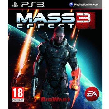 Игра за конзола Mass Effect 3, за PlayStation 3  image