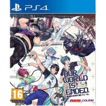 Игра за конзола Our World is Ended, за PS4 image