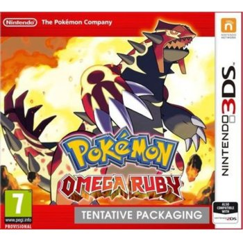Pokemon Omega Ruby, за 3DS product