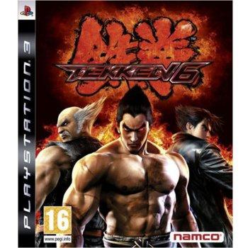 Tekken 6 product