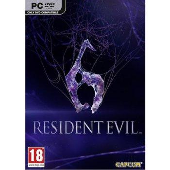 Resident Evil 6 product