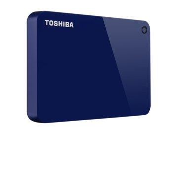 Toshiba Canvio Advance 3TB blue product