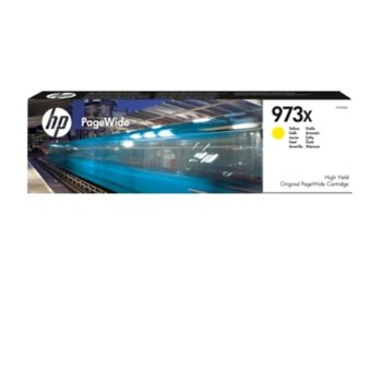 HP 973X (F6T83AE) Yellow product