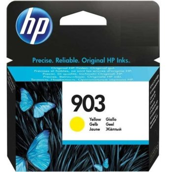 КАСЕТА ЗА HP Officejet Pro 6960/6970 - Yellow - 903 - P№ T6L95AE - заб.: 315k image