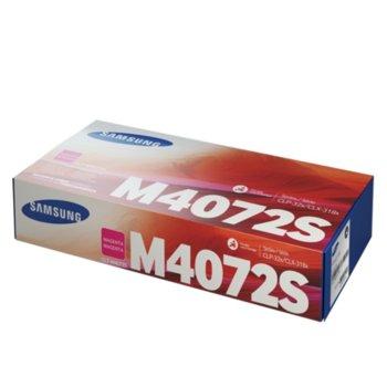 Касета за Samsung CLT-M4072S - SU262A - Magenta - заб.: 1 000k image