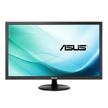 """Монитор Asus VP228HE, 21.5"""" (54.61 cm) TN панел, Full HD, 1ms, 100 000 000:1, 200 cd/2, HDMI, D-Sub image"""