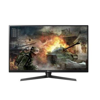 """Монитор LG 32GK850G-B, 31.5"""" (80.01 cm) VA панел, QHD, 5ms, 350cd/m2, Display port, HDMI, USB 3.0  image"""