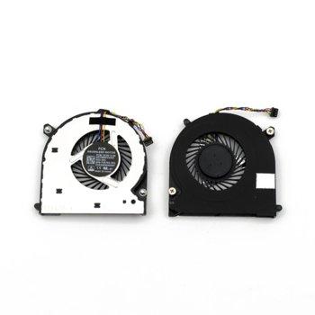 Вентилатор за лаптоп HP съвместима с Elitebook 740, G1 840, G1 850, G1 ZBOOK, 14 Series image