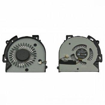 Вентилатор за HP Envy X360 15-AQ, 15T-AQ, M6-AQ, 4pin, 5V - 0.5A image