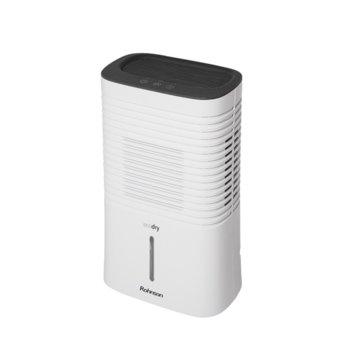 Обезвлажнител Rohnson R-9006, до 600 мл./ден, таймер, 2 литра вместимост, бял image