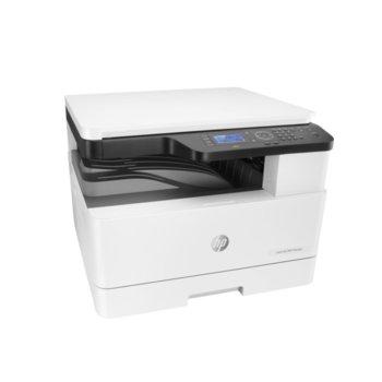 Мултифункционално лазерно устройство HP LaserJet MFP M436n, монохромен, принтер/копир/скенер, 600 x 600, 23 стр/мин, LAN, USB, A3 image