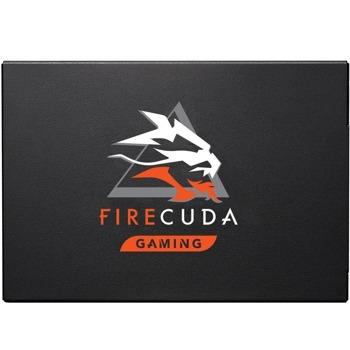 """Памет SSD 4ΤB, Seagate FireCuda 120 (ZA4000GM1A001), SATA 6Gb/s, 2.5""""(6.35 cm), скорост на четене 560 MB/s, скорост на запис 540 MB/s image"""