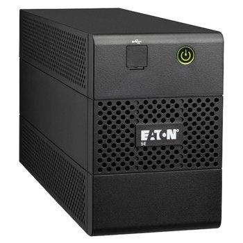 UPS Eaton 5E 650i DIN, 650VA/360W, Line Interactive image