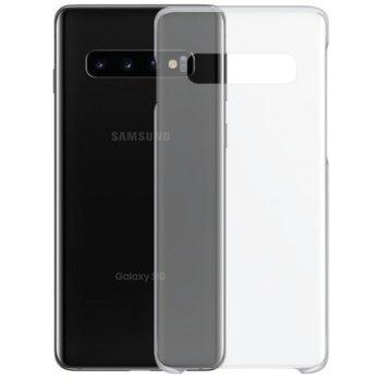 Калъф за Samsung Galaxy S10 Edge, силиконов гръб, силикон, тънък, прозрачен image