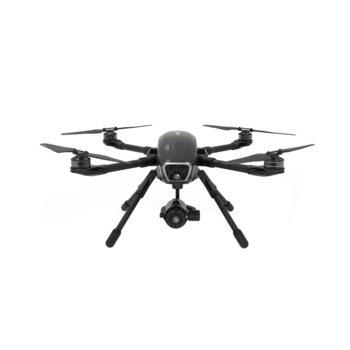 Дрон PowerVision PowerEye, 4К камера, 30 мин. летежно време, до 5 км. обхват, 3950 г, черен image