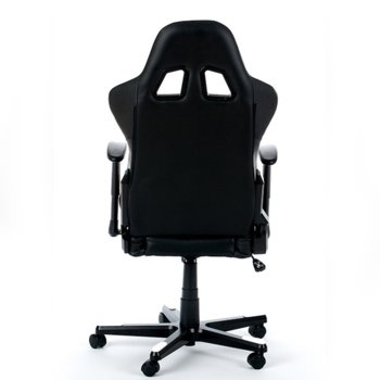 DXRacer F-series Gaming Chair - черен/бял product