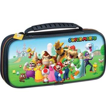 Защитен калъф Nacon Travel Case Mario Team, за Nintendo Switch image