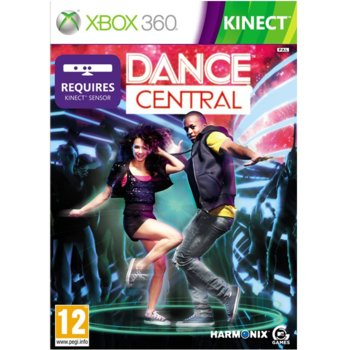 Dance Central - Kinect product