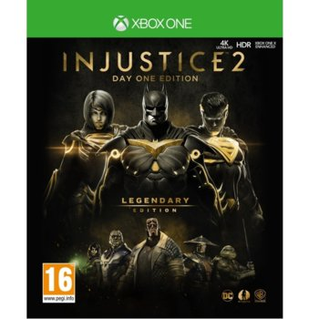 Injustice 2 Legendary Steelbook Edition (Xbox One) product