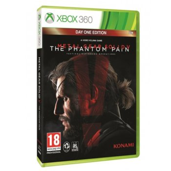 Metal Gear Solid V: The Phantom Pain - Day 1 product