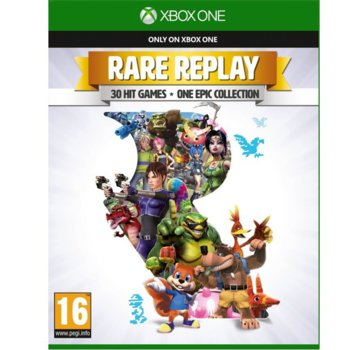 Rare Replay product