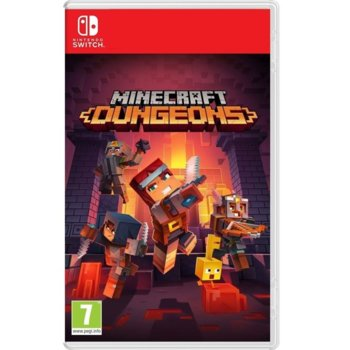 Minecraft Dungeons Nintendo Switch product