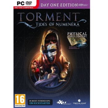 Torment: Tides of Numenera Day 1 Edition product
