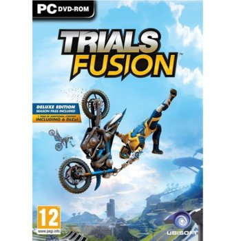 Trials Fusion: Deluxe Edition product