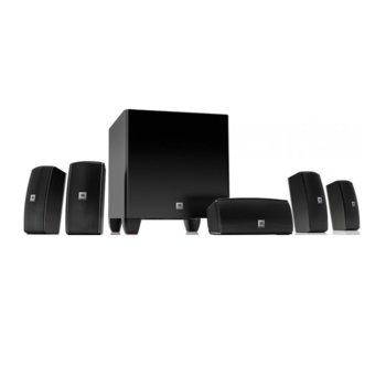 Soundbar система за домашно кино JBL Cinema 610, 5.1, RMS (5x35W + 1x100W) image