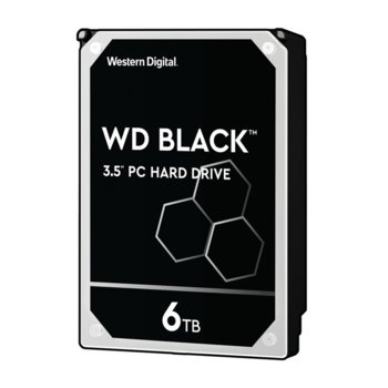 HDD 6TB WD Black product