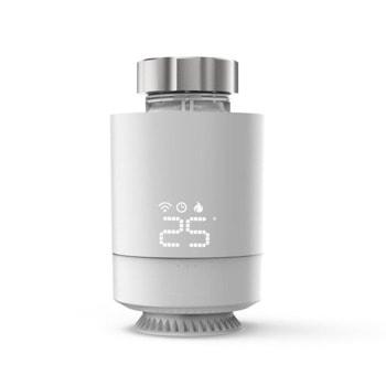 Смарт термоглава за радиатор HAMA WiFi 176592, +5°C до +30°C, M 30 x 1,5, бяла image