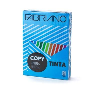 Копирен картон Fabriano, A4, 160 g/m2, тъмносин, 250 листа image