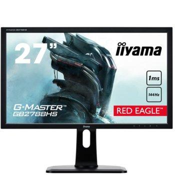 IIYAMA G-Master GB2788HS-B1 product