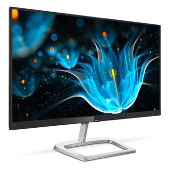 """Монитор Philips 276E9QDSB, 27"""" (68.58 cm), IPS панел, Full HD, 5ms, 20000000:1, 250cd/m2, HDMI, DVI-D, VGA,  image"""