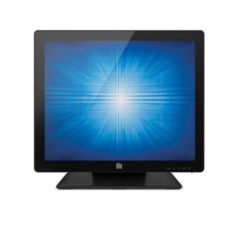 """Публичен дисплей Elo E017030 ET1717L-8CWB-1-BL-ZB-G, тъч дисплей, 17"""" (43.18 cm) SXGA, VGA image"""