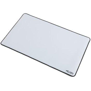 Подложка за мишка Glorious - XL Extended, гейминг, бяла, 610 x 360 x 3mm image
