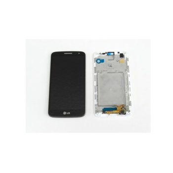 LG G2 mini D620, LCD with touch and frame, Black product