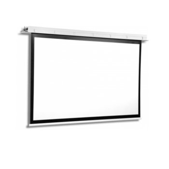 Екран Avers CONTOUR 40-30 MWP BB, за стена/таван, Matt White P, 4000 x 3030 мм, 4:3 image