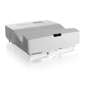Проектор Optoma HD31UST, Full 3D, DLP, Full HD(1920x1080), 28 000:1, 3400lm, 2x HDMI, VGA, LAN, 2x USB A image