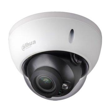 IP камера Dahua IPC-HDBW2431R-ZS-27135, куполнa камерa, 4 МPix (4M(2688×1520)20FPS), обектив 2.7-13.5mm/F1.4, Video compression H.265/H.264H/H.265+/h.265+/MJPEG, IR осветеност (до 30m), външна IP67 , вандалоустойчива IK10, PoE (IEEE802.3af), RJ-45 image