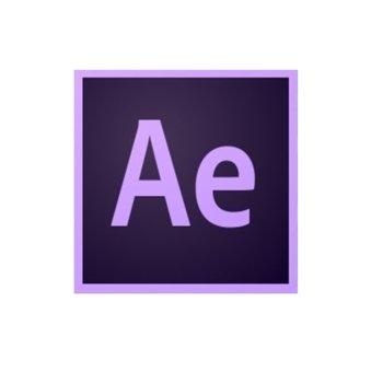 Софтуер Adobe After Effects CC, лиценз за 1 потребител, 1 година, английски image